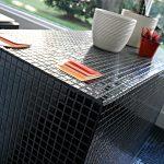 Comment mettre une mosaïque sur la table