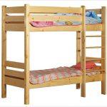 Un lit de barres pour deux enfants