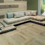 Canapé avec base en bois et sièges moelleux faites-le vous-même