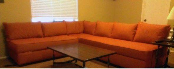 Canapé d'angle Ready