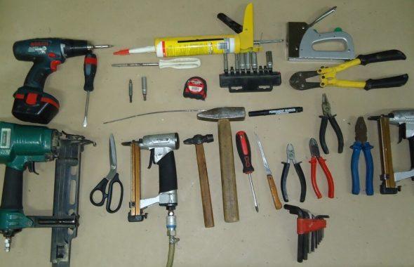 Outils de fabrication