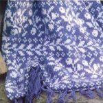 Belles aiguilles à tricoter bicolores