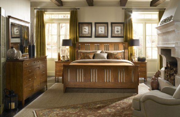 Arrangement harmonieux de meubles