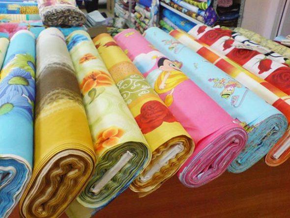 Le choix du tissu pour le lit