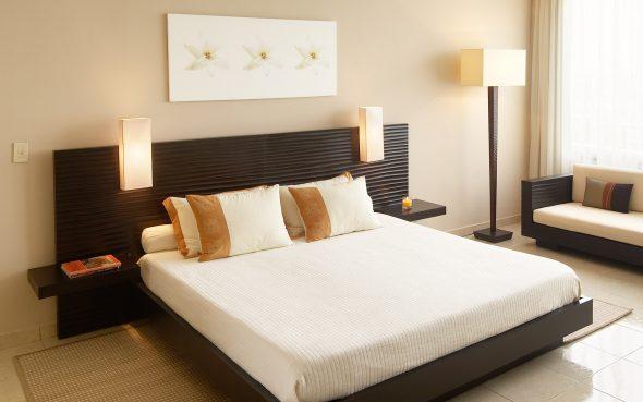 Emplacement de lit pratique