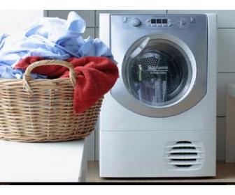 Poids du linge pour machine à laver