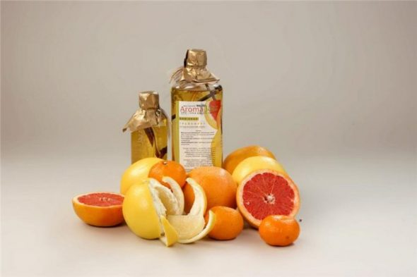 Huiles aromatiques