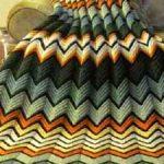 Des couvertures au crochet des restes de fil faites-le vous-même