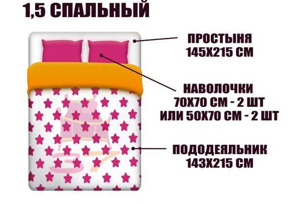 1.5 chambre à coucher