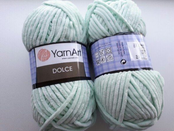 Dolce Plush Yarn Products
