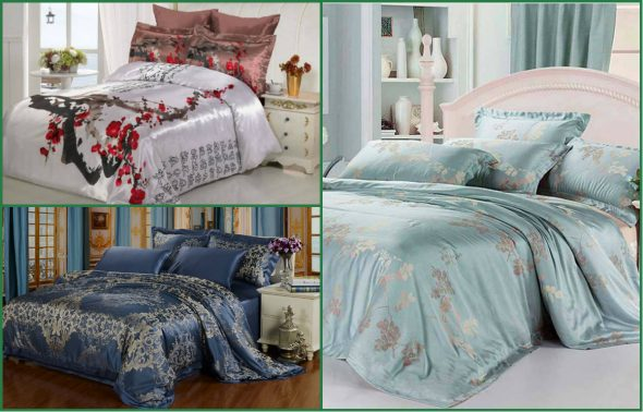 Beaux ensembles de lit