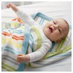 Petite couverture d'été pour un nouveau-né