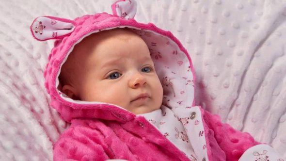 Salopette bébé douce