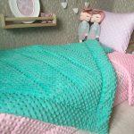 Peluche douce et délicate de couleurs vives pour une chambre de princesse