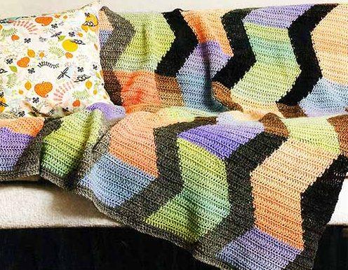 Plaid multicolore élégant