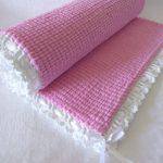 Couverture pour un nuage rose nouveau-né