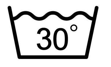 Laver à 30 degrés
