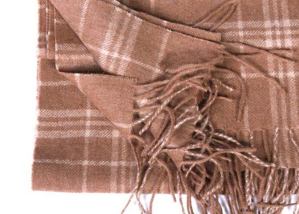 Laine de chameau pour une couverture