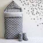 Enveloppe de couverture d'hiver en peluche Minky