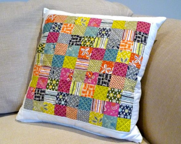 Decoratief patchwork patchwork