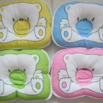 Kinderorthopedisch hoofdkussen voor pasgeborenen