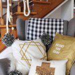 Interieur kussens voor stoelen in de gang