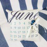 Kussenkalender voor ringen
