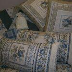 Chique kussens in de stijl van de Provence voor verschillende gelegenheden