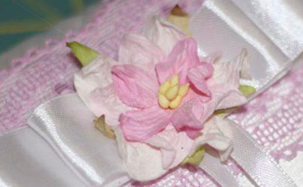 Lijm de bloem