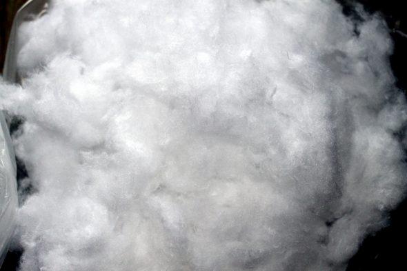 Synthetische wintermaker vullen