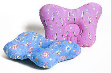 Orthopedische kussens voor kinderen