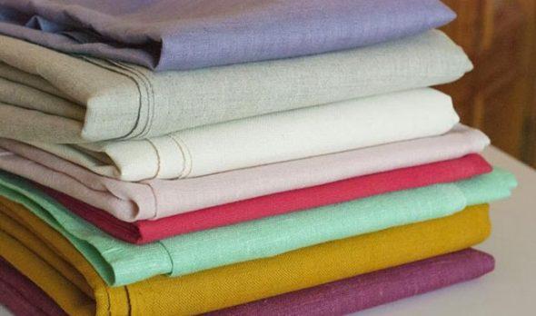 Tissu pour les draps