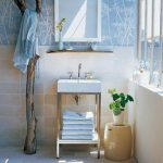 badkamer handdoekrek foto-ideeën
