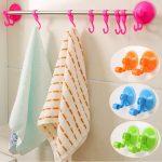badkamer handdoekrek ontwerpideeën