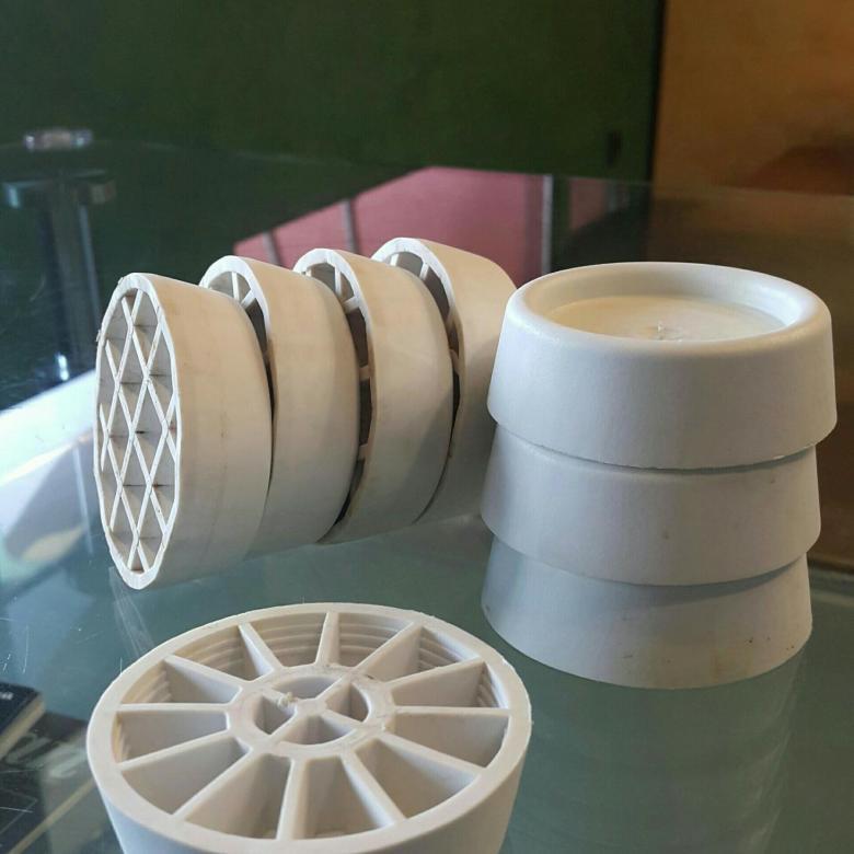 Anti-vibration est synonyme de design photo de machine à laver