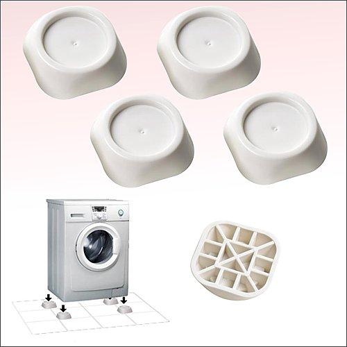 Supports anti-vibration pour les options de machine à laver