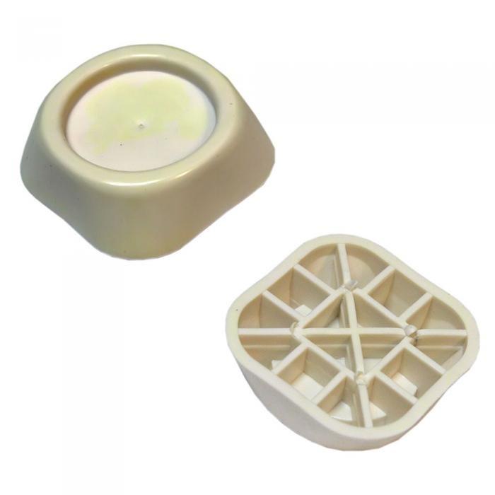 Supports anti-vibrations pour machine à laver