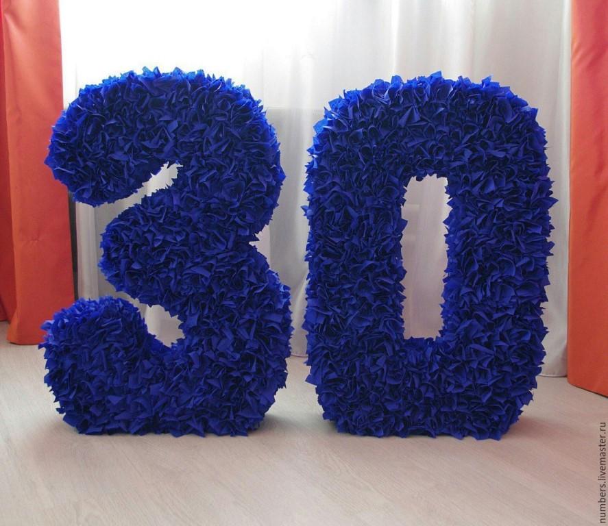 chiffres et lettres d'idées de conception de serviettes