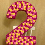 chiffres et lettres de serviettes faites-le vous-même des idées de design