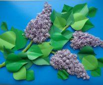 fleurs de serviette