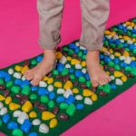 options de photo de tapis de massage pour bébé