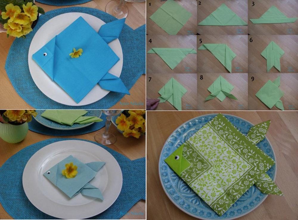 origami vis servet