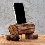 telefoon stand ontwerp ideeën