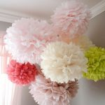pompons de serviettes photo designer