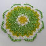 idées de perle de serviette décoration