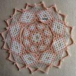 photo de décoration de perle de serviette