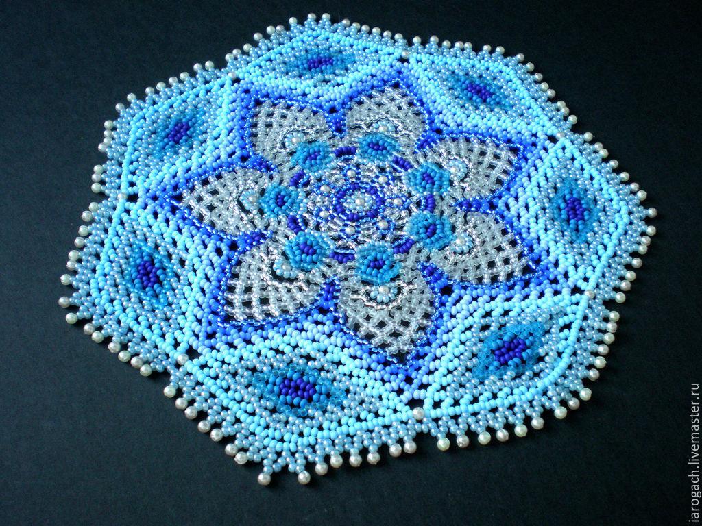 photo de décor de perle de serviette