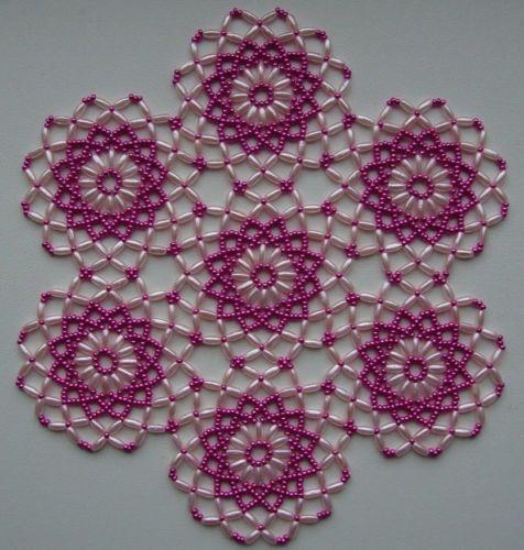 idées de conception de serviette perle