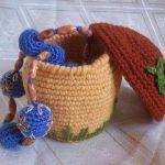 idées de décoration de bijoux au crochet