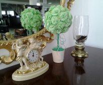 servetten topiary decor ideeën